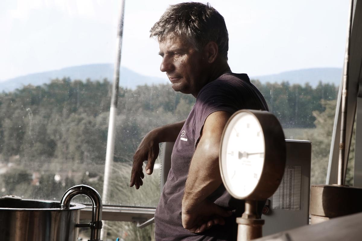 Matthias Müller, il mastro birraio